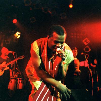 Dele Sosimi Afro Beat Orchestra