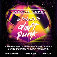 Digital Love (A Tribute to Daft Punk) tickets and 2018  tour dates
