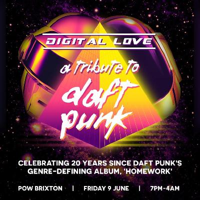 Digital Love (A Tribute to Daft Punk)