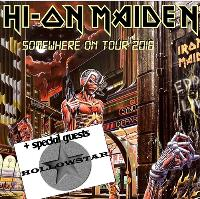 Hi-On Maiden tickets and 2018 tour dates