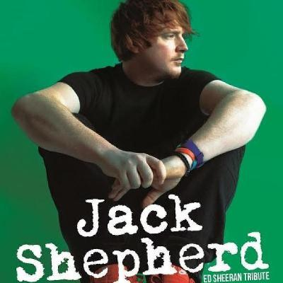 Jack Shepherd - The Ed Sheeran Experience