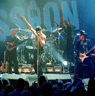 The SAS Band