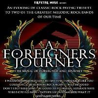 A Foreigners Journey tickets and 2018 tour dates