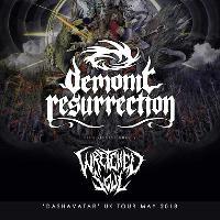 DEMONIC RESURRECTION tickets and 2018 tour dates