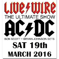 LIVE WIRE The Ultimate ACDC Show tickets and 2018 tour dates
