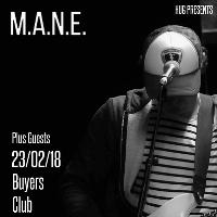 M.A.N.E tickets and 2018  tour dates