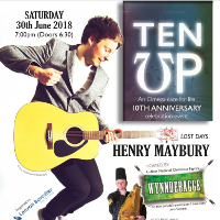 Henry Maybury tickets and 2019 tour dates