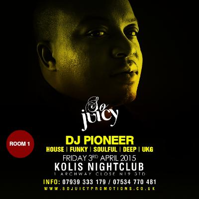 DJ Pioneer KISS FM