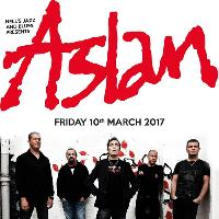 Aslan tickets and 2019 tour dates