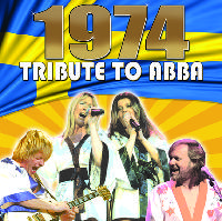 1974 ABBA TRIBUTE SHOW upcoming events