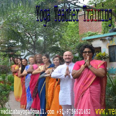 200 Yoga Teacher Training India