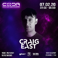 Craig East tickets and 2020 tour dates