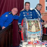 Queen Elizabeth Accordion Band tickets and 2019 tour dates