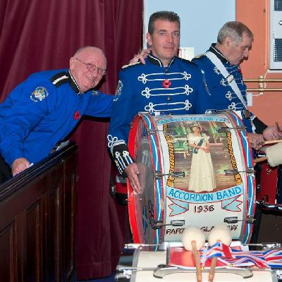 Queen Elizabeth Accordion Band