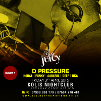 D Pressure tickets and 2019 tour dates