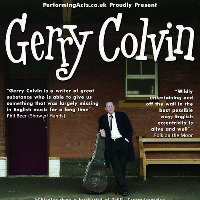 The Gerry Colvin Band tickets and 2018 tour dates