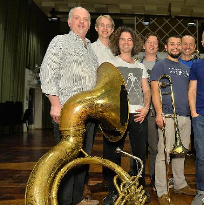 The Hackney Colliery Band