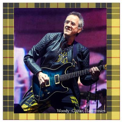 Stuart Woody Wood