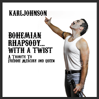 Karl Johnson as Freddie Mercury tickets and 2019 tour dates