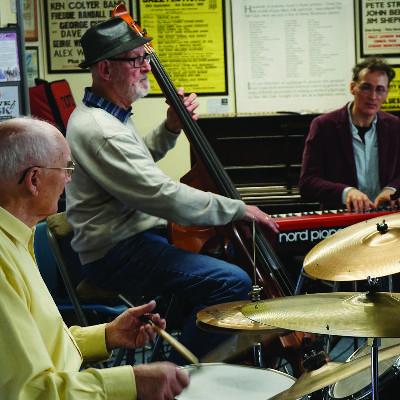 The Glyn Morgan Trio