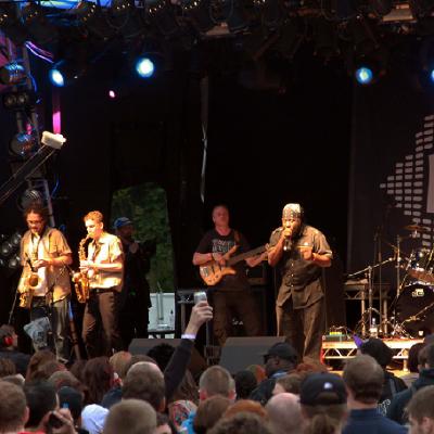 The Upper Cut Band