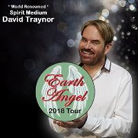 Spirit Medium David Traynor tickets and 2018 tour dates