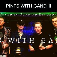 Pints With Gandhi tickets and 2020 tour dates